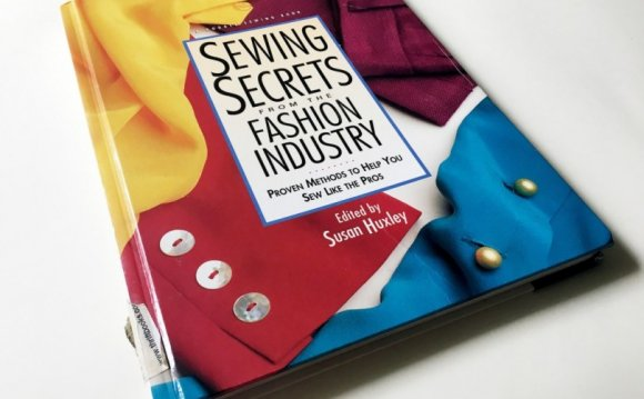 Book review: Sewing secrets