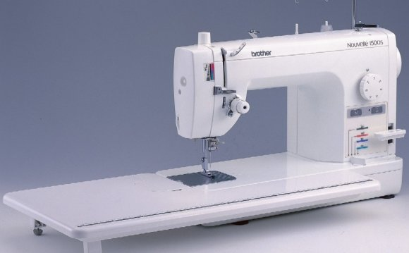 Brother pq1500s quilting