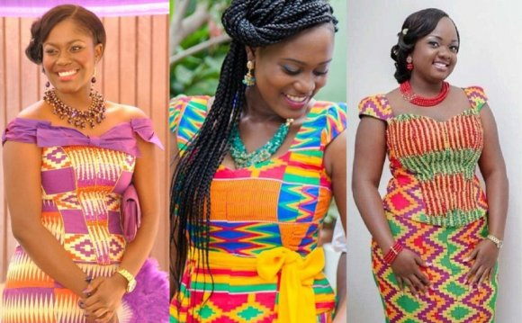 Ghana s Kente: Fascinating