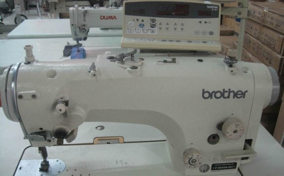 Brother industrial embroidery