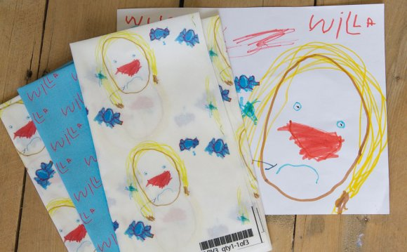 Turn your child s artwork into