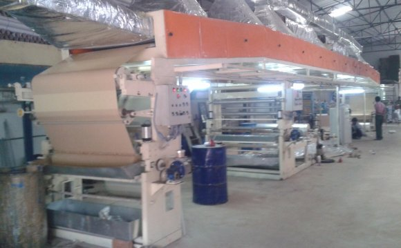 India Paper Coating Machine