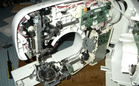 CS-6i sewing machine