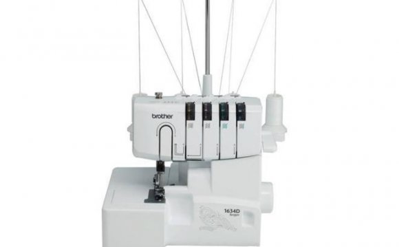 Brother 1634D Serger Sewing