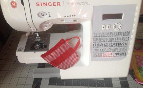 Singer 7285Q Patchwork