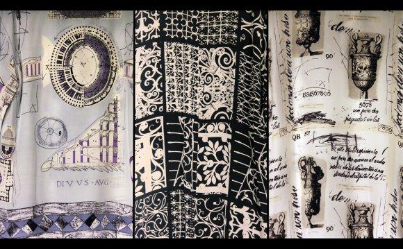 Textile Designers by Kiana M