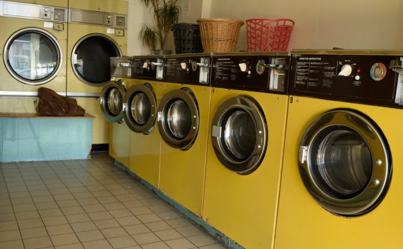 Used Commercial Laundry