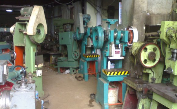 Used Power Press, Second Hand