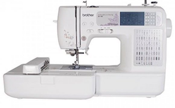 Brother Sewing Embroidery combo