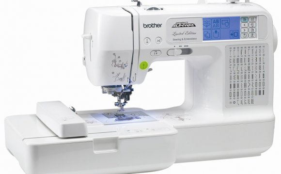 Brother Sewing Machine Embroidery