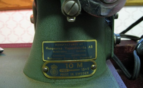 Husqvarna Industrial Sewing machines