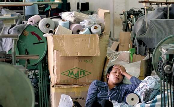Textile industry Working Conditions