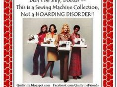 Sewing disorder