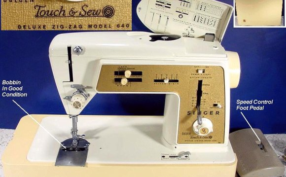 Sewing machine Pictures