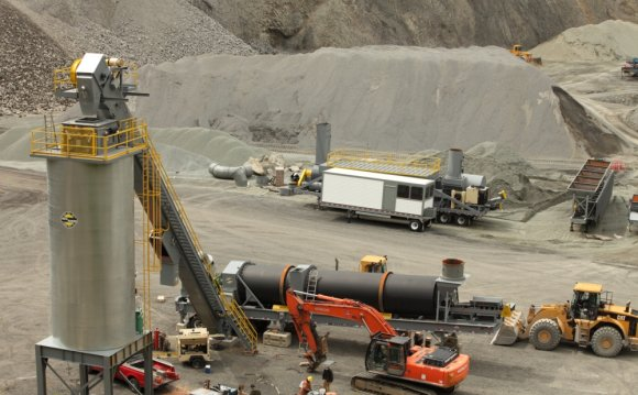 Asphalt plant Equipment