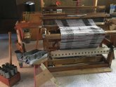 Used rigid heddle loom