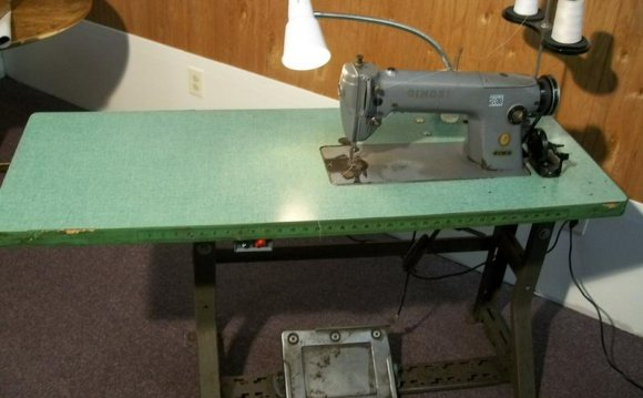 Industrial Sewing Machine [Textile Machinery And Equipment] New Industrial Sewing Machine Portland