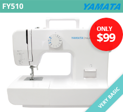 Yamata FY510 Mechanical Sewing Machine